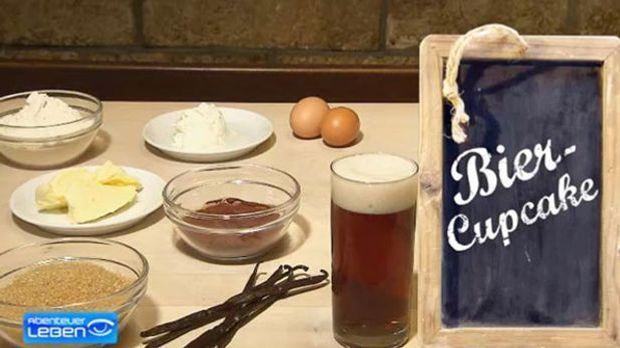 Die Cupcakes beweisen, dass Bier nicht nur zu herzhaften Speisen passt