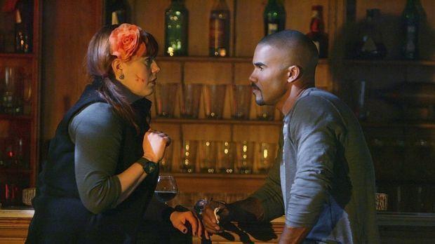 Garcia (Kirsten Vangsness, l.) spielt eine entscheidende Rolle in einem Fall,...