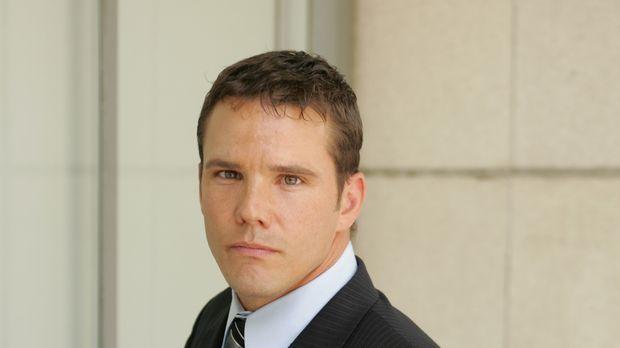(2. Staffel) - Der neue Agent Colby Granger (Dylan Bruno) hat kürzlich seinen...