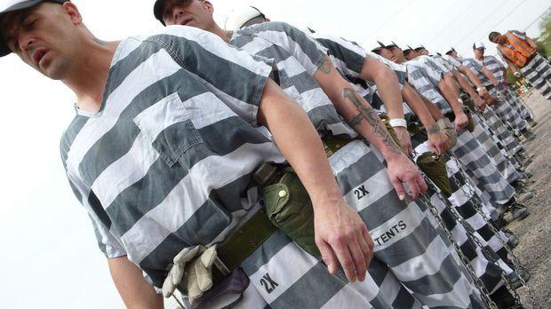 Lockdown wirft einen Blick hinter die Mauern des härtesten Gefängnisses Ameri...