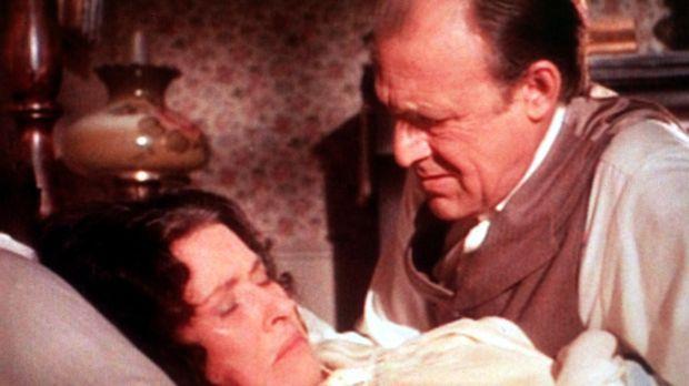 Seit ihre Tochter Nellie nach New York gezogen ist, leidet Mrs. Oleson (Kathe...