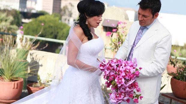 Das Kleid, die Tischdeko, die Torte: Jede Braut weiß ganz genau, wie ihr Hoch...