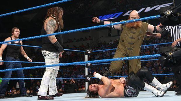 SmackDown vom 12. August