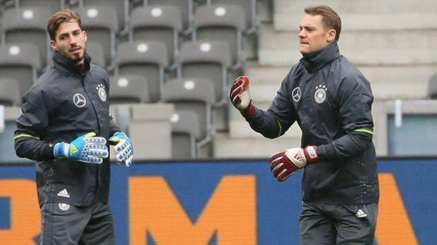 Kevin Trapp, Manuel Neuer