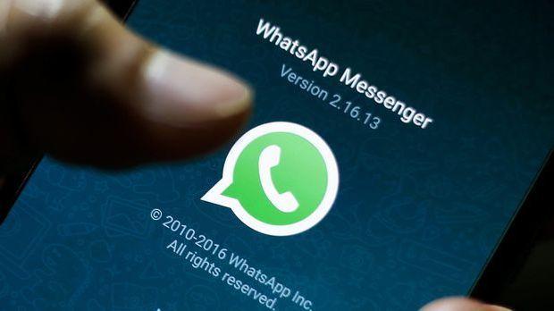 Whatsapp Funktion