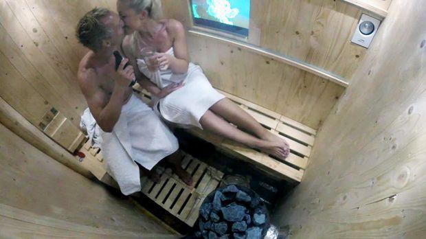Abenteuer In Der Sauna
