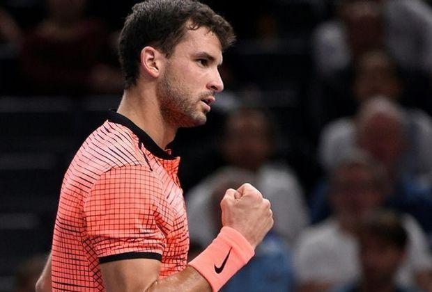 Grigor Dimitrow hat das ATP-Turnier in Brisbane gewonnen