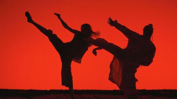 Die jahrelange, knochenharte Kung-Fu-Ausbildung bei Meister Pai Mei (Chia Hui...
