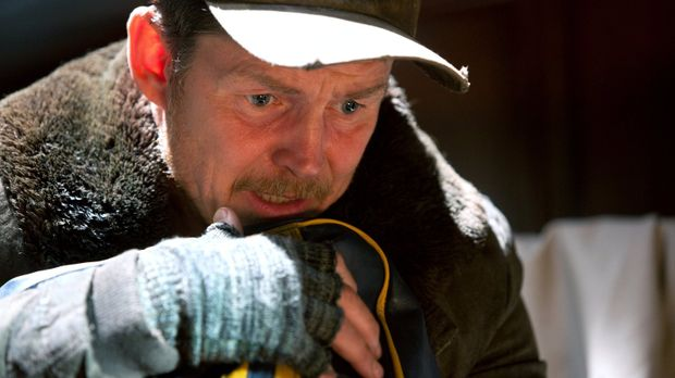 Seit er Dr. Fate ist, ist Nelson (Brent Stait) wahnsinnig geworden. Wie soll...