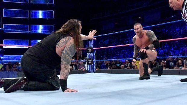 SmackDown vom 14. Oktober