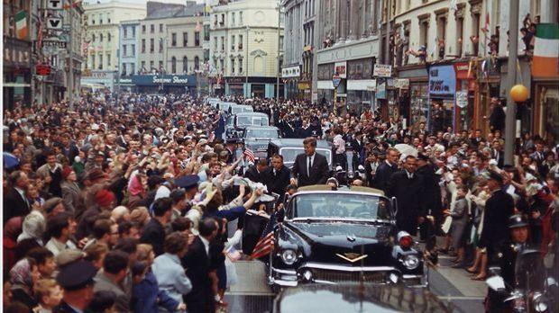 John F Kennedy Attentat