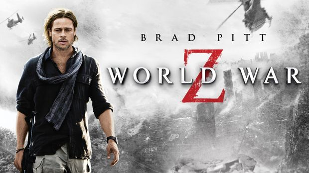 WORLD WAR Z - Artwork © 2013 Paramount Pictures.  All Rights Reserved.