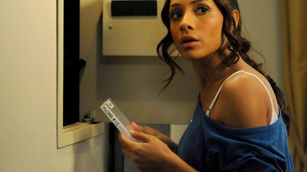 Während Rosie (Dania Ramirez) ihren neuen Job im Haus der Powells antritt und...