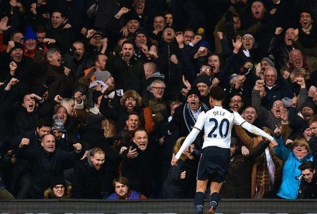 Dele Alli schoss Tottenham zum Sieg