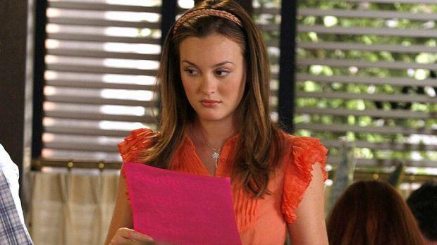 Als Blair (Leighton Meester) liest, dass Georgina eine Dachparty organisiert,...