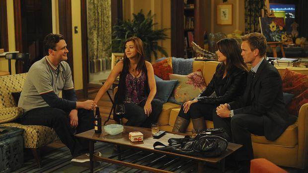 Wer ist das perfekte Paar? Barney (Neil Patrick Harris, r.) und Robin (Cobie...