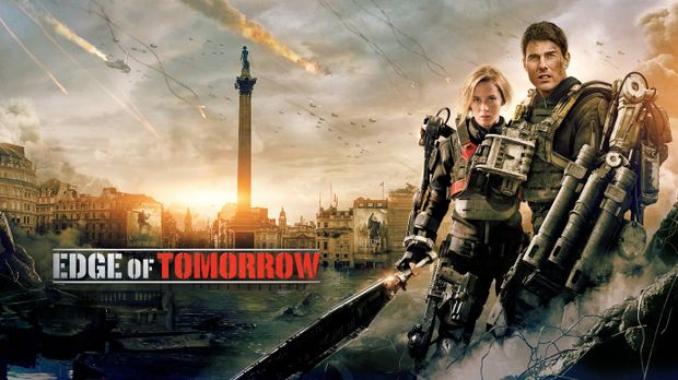 EDGE OF TOMORROW - Artwork © Warner Bros. Television