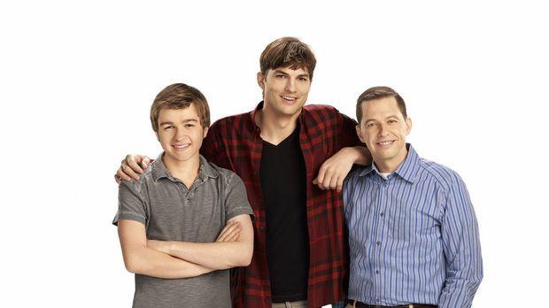 (10. Staffel) - Zwei Männer und eine halbe Portion: Walden Schmidt (Ashton Ku...