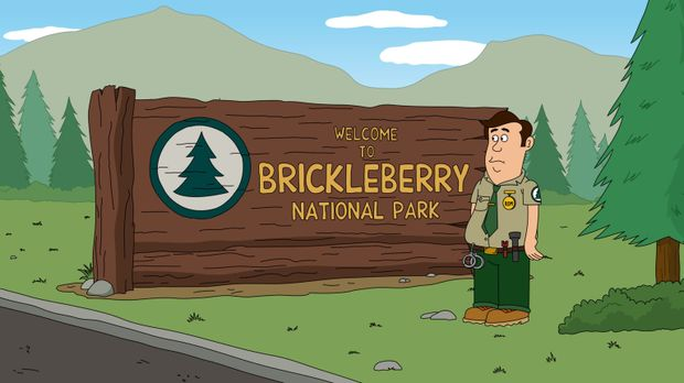 Es scheint, als könnte Steve Brickleberry nicht entkommen ... © Motion Pictur...