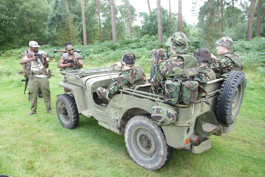 Black Ops - Elitetruppen im Einsatz - Sie machen ihre eigenen Gesetze und hal...