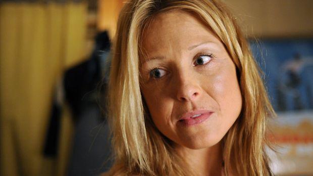 Sie kennt die guten und schlechten Seiten des Lebens: Officer Chickie Brown (...