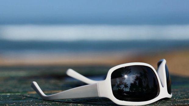 Wie kommt die Sonne in die Brille