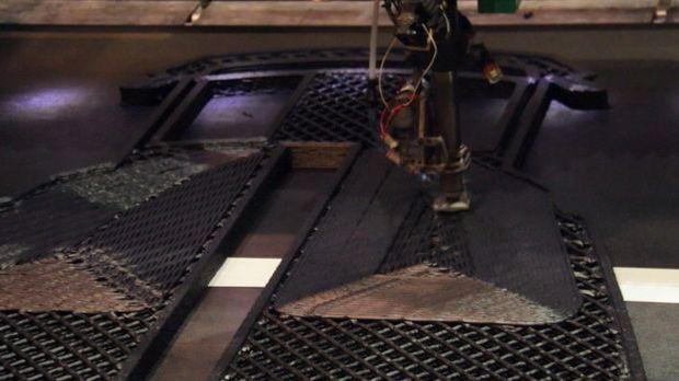 Spektakulärster 3D-Druck