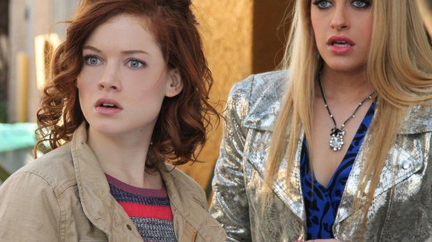 Während Noah und Jill mit einer Überraschung aufwarten, suchen Tessa (Jane Le...