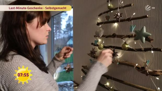 tv fruehstuecksfernsehen video schnell und einfach selbstgemachte last minute geschenke clip