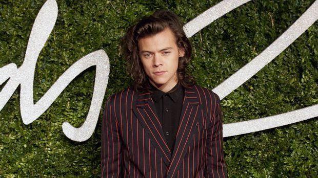"""""""One Direction""""-Star Harry Styles:  Trauer um verstorbenen Freund"""