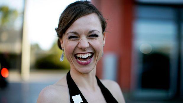 Danni Lowinski - nadja-becker-10-10-09-fernsehpreis-dpa - Bildquelle: dpa