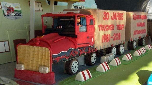 Trucker-Torte