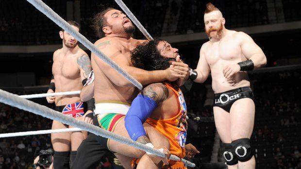SmackDown vom 11. Dezember © WWE