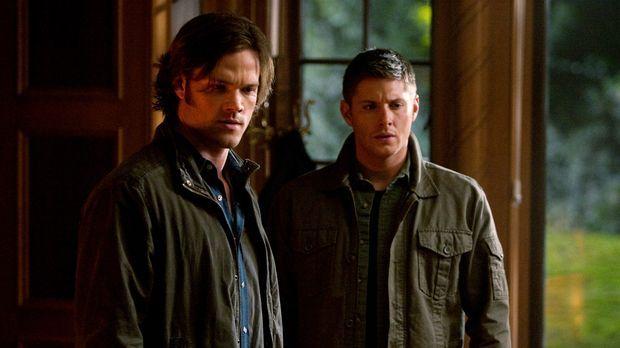 Im Kampf gegen das Böse: Dean (Jensen Ackles, r.) und Sam (Jared Padalecki, l...