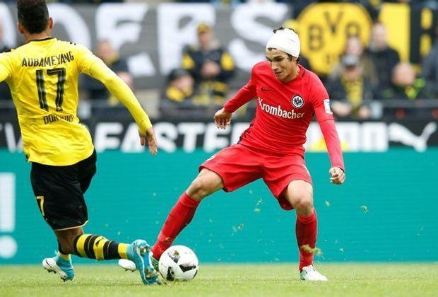 Vallejo sorgt in Frankfurt für Kopfzerbrechen