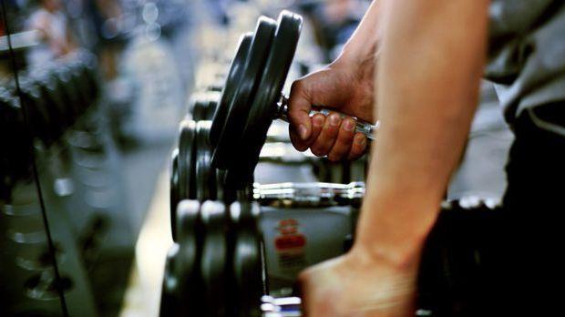 Fitnessstudio-dpa
