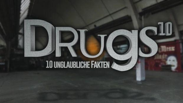 10 Fakten - 10 Fakten - 10 Unglaubliche Fakten über Drogen