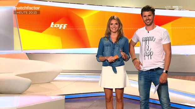 Taff - Taff - Taff Vom 15. September 2016