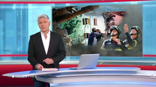 Newstime - Newstime - Newstime Vom 26. August 2016