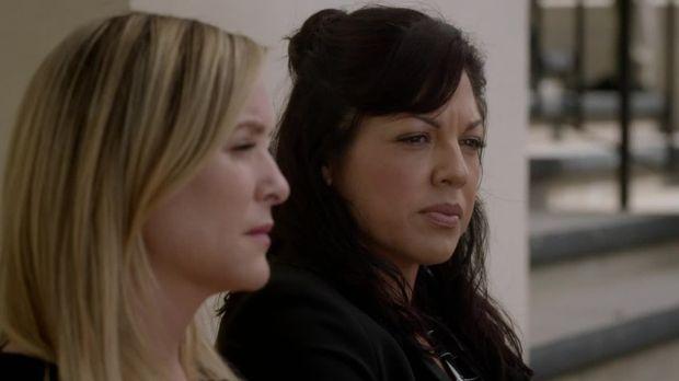 Grey's Anatomy - Grey's Anatomy - Staffel 12 Episode 22: Arizona Robbins Und Calliope Torres