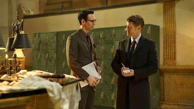 Gotham - Gotham - Staffel 2 Episode 15: Die Bombe Tickt