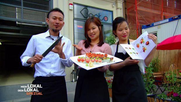 Mein Lokal, Dein Lokal - Spezial - Sushi In Frankfurt