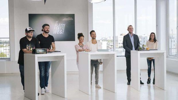 Auf Die Plätze! Fertig! Weg! - Kampf Ums Startkapital: Us-car-exporteure In L.a, Mexikanische Bar In Lissabon & Weddingplaner Auf Ibiza