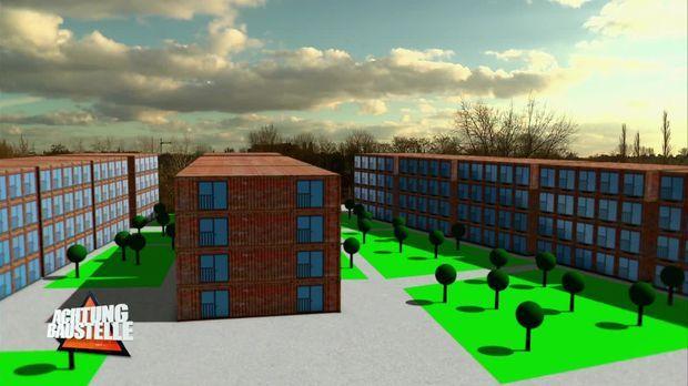 Achtung Baustelle - Wohnen Der Extraklasse