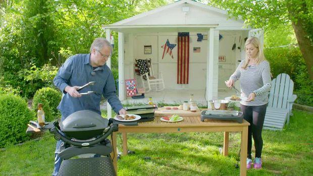 Abenteuer Leben - Täglich - Donnerstag: American Barbecue - Elektrogrills Im Test