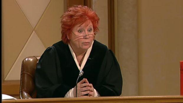 Richterin Barbara Salesch - Richterin Barbara Salesch - Eiskalte Engel
