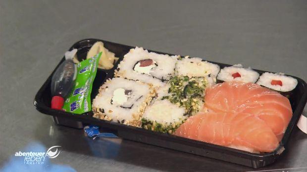 Abenteuer Leben - Täglich - Dienstag: Der Weg Des Supermarkt-sushis