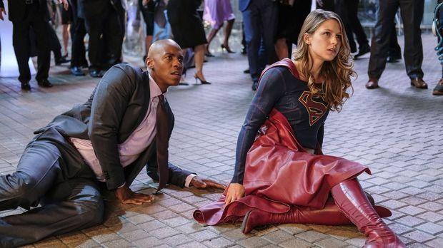 Supergirl - Supergirl - Staffel 2 Episode 5: Nicht Von Dieser Welt
