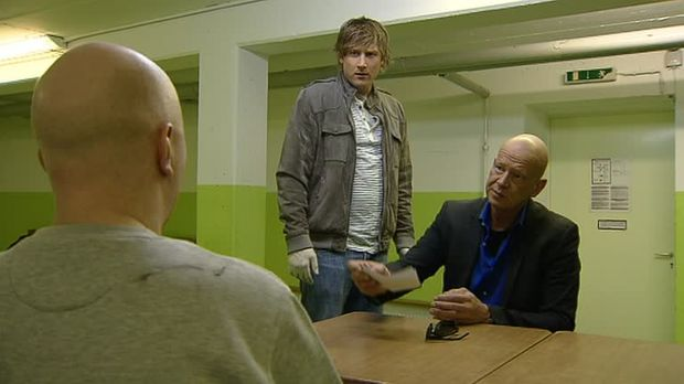 K 11 - Kommissare Im Einsatz - K 11 - Kommissare Im Einsatz - Staffel 9 Episode 75: Mörderischer Brieffreund
