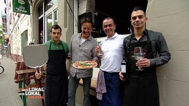 Mein Lokal, Dein Lokal - Spezial - Pizza In Frankfurt